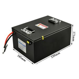 60V 20AH Ebike Battery
