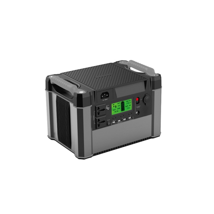 D1000 180AH 1000W Portable Power Station