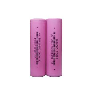 INR18650-2600mAh(3C) cells