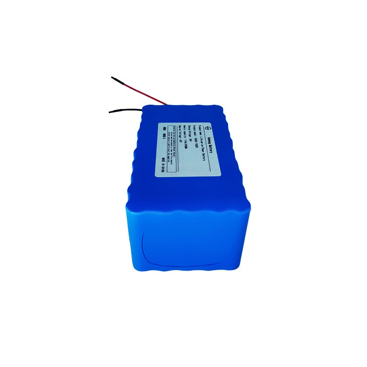 rechargeable cylindrical lithium ion battery pack for power tools
